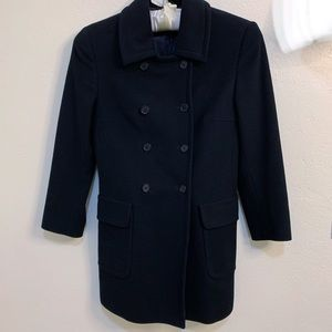 CO-OP BARNEYS NEW YORK Double Breasted Peacoat